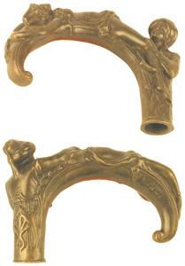 D.136 - Botfogó turbános fejjel és nővel