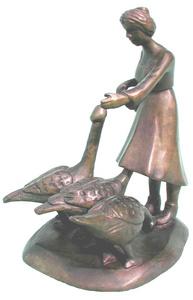D.200 - Goose-girl