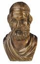 D.001 - Aristotel, Hellenic head
