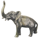 D.026 - Bronze elephant small