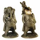 D.072 - Gyufatartó elefánt