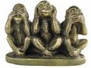 D.175 - Three monkeys