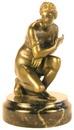 D.195m - Woman on knee