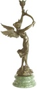 D.223m - Candlestick with angel