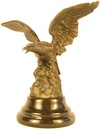 D.248m - Eagle, small on marble