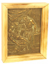 D.255 - Erotic picture , wooden frame