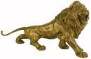 D.267 - Hím oroszlán, álló