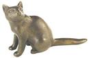 M.032 - Gyulavári Pál: Macska, kicsi, ülő