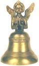 M.065 - P. Gyulavari:Bell with angel, big